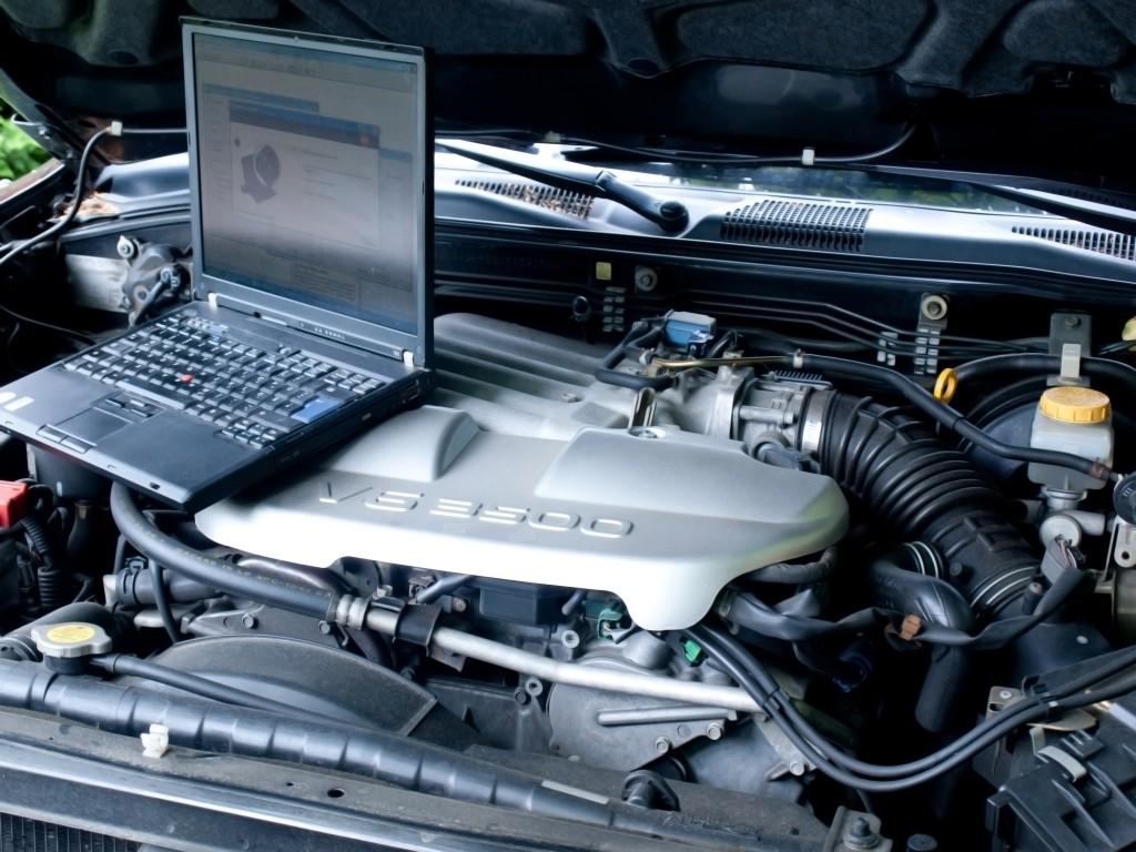 Motoranalyse in der Werkstatt