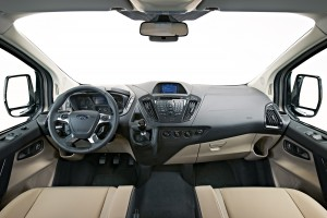 Dynamic Ford Tourneo Custom Concept Makes Global Debut at 2012 Geneva Motor Show. (02/21/2012)