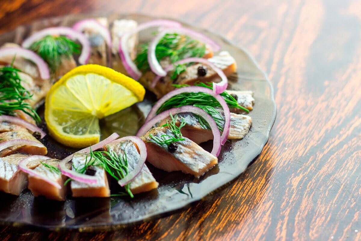 Вкусные и свежие рыбные деликатесы на выставке в «Юности»!